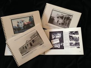 ReCollection memory prompt flip books