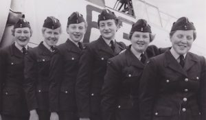 Women's Air Force history